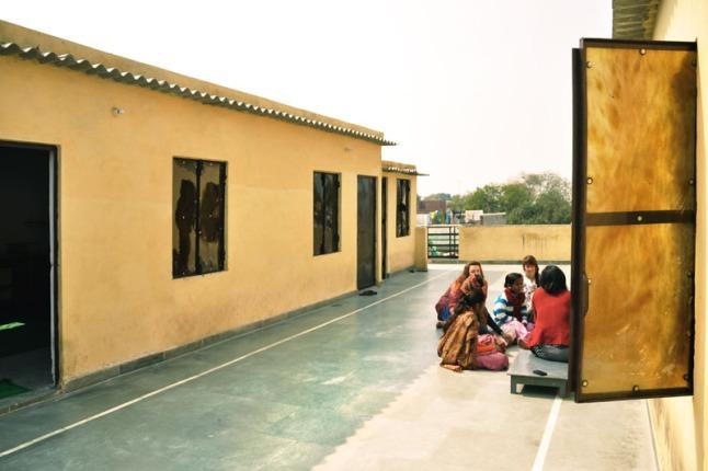 First Floor Courtyard